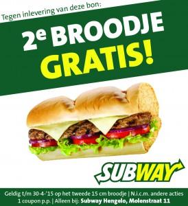 subway coupon dec